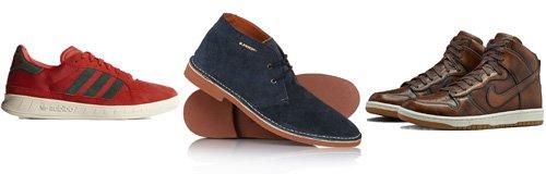 Men's spring shoes canvas