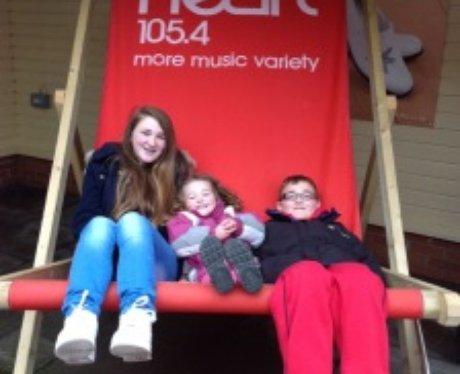 Freeport Fleetwood 3rd April 2015
