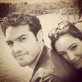 Kelly Brook with new boyfriend Jeremy Paris