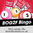 BOGOF2 Bingo
