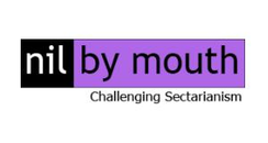 Nil By Mouth logo