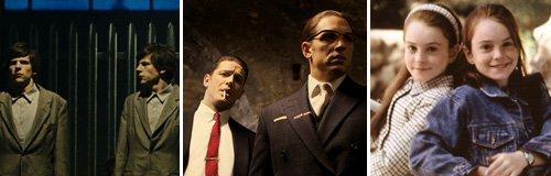 Stars Who've Taken On Multiple Roles In One Film c