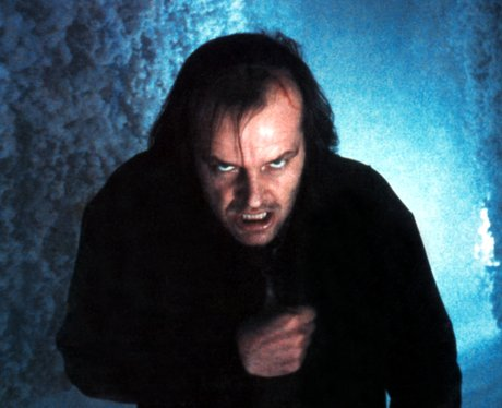 The Shining with Jack Nicholson
