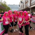 Solihull Race For Life - After The Race!