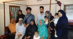 Missing Luton Family