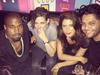 Kristen Stewart and Kanye West
