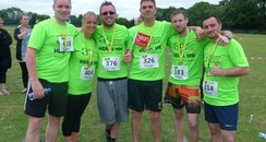 Rennie Grove Hemel 10k- After the Race