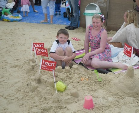 Watford's Big Beach- 25 July 2015