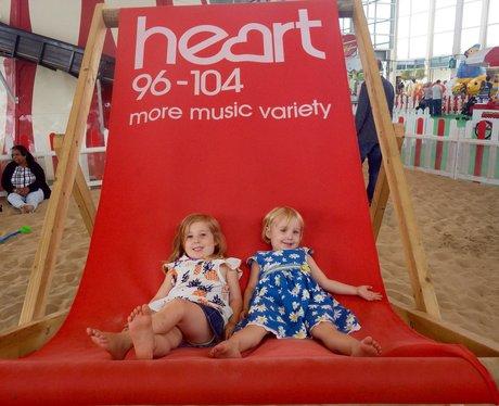 Centre:mk Summer Beach - 1st August 2015