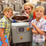 10. Sweet-tooth? Britney Spears and her sons at the Chocolate Factory.