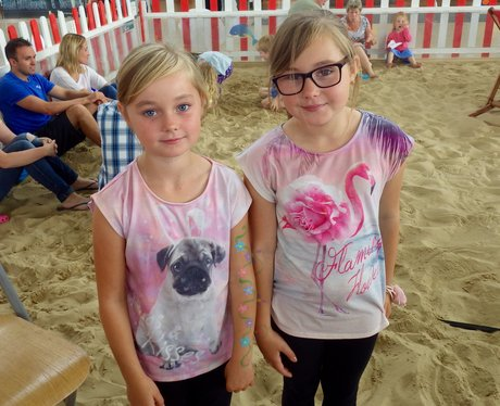 Centre:mk Summer Beach - 19th August 2015