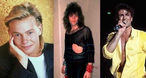 80s Heartthrobs Large Article