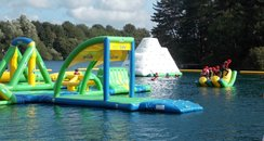 Global's Make Some Noise, New Forest Waterpark Wee