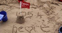Heart Angels: Barton Square Beach (23 August 2015)