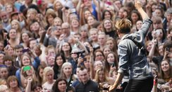 McBusted At Newmarket: Concert Pictures