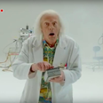 Doc Brown Saves The World! Back to the future