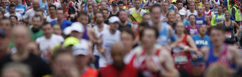 Virgin London Marathon 2015