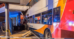 Bus crash Coventry