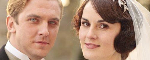 Downton Abbey Weddings