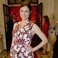 Sophie Ellis Bextor with baby bump