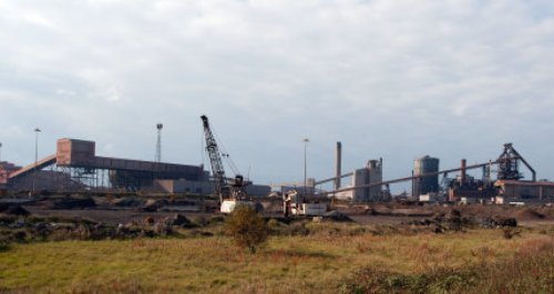 Redcar SSI Steel