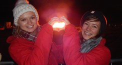 Heart Angels: Plymouth Bonfire Night