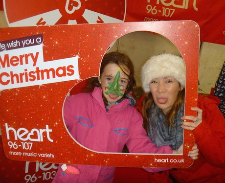 Heart Angels: Chaplins Xmas Grotto 14/11/2015