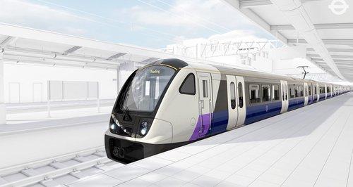 Crossrail train 1