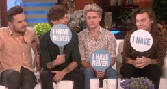 One Direction Never Have I Ever