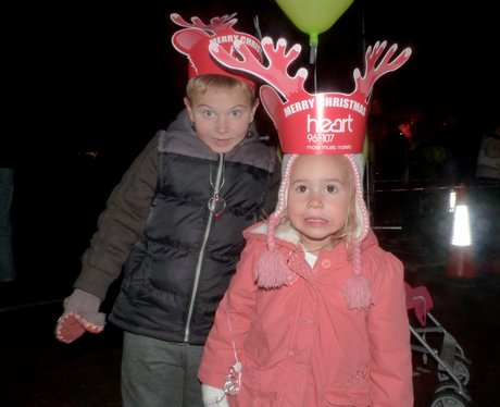 Sawbridgeworth Christmas Lights 2015