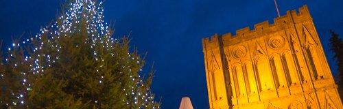 Bury St Edmunds Christmas Fayre 2015