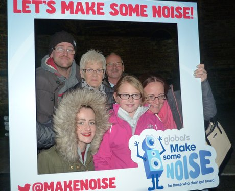 Make Some Noise Ice Skate at Colchester Castle