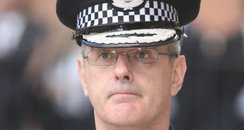 The new man in charge of Police Scotland