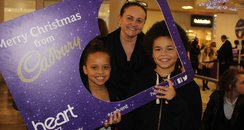 Heart Angels: Cadburys Truck Tour - 22nd December
