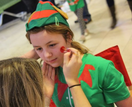 Heart Angels: Metrocentre Elf Run