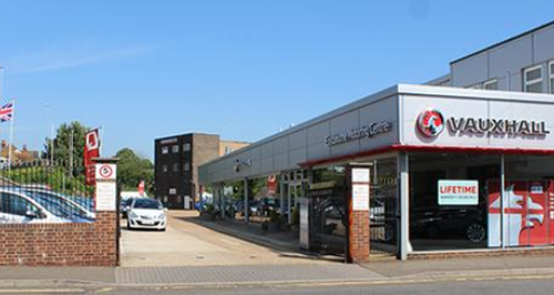 Eastbourne Motoring Centre