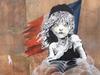 Banksy Les Miserables Calais