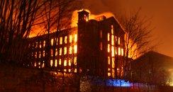 Bradford Mill Fire