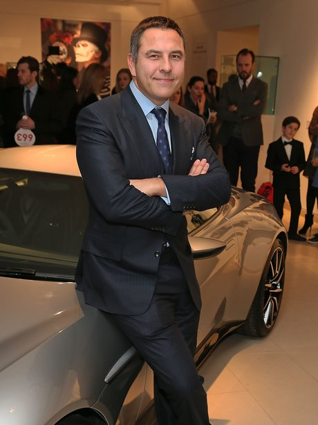 David Walliams attends 'James Bond Spectre: The Au