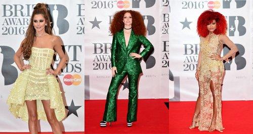 Brits Worst Dressed Canvas
