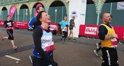 The Brighton Half Marathon 2016