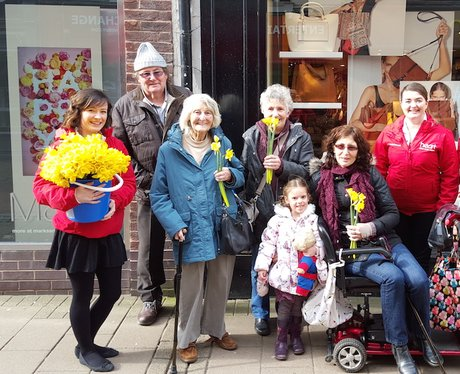 Heart Angels: Mothers' Day in Barnstaple