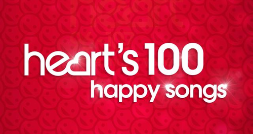 Heart 100 Happy Songs