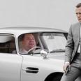 James Corden In Aston Martin