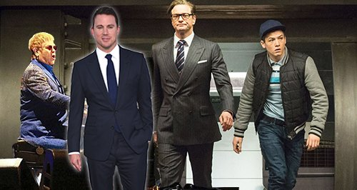 Channing Tatum in Kingsman