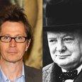 Gary Oldman in talks to play Churchill biopic