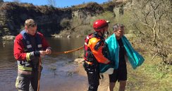 Cold Water Rescue