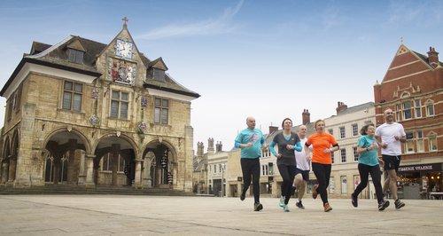 Running in Peterborough