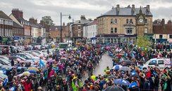 Tour De Yorkshire Crowds Thirsk