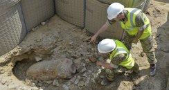 WW2 Bomb found at former school in Bath